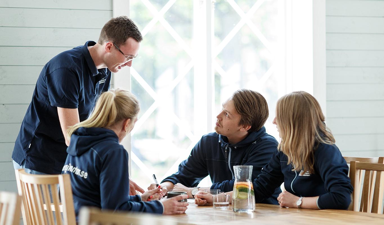 Platsannons projektledare till huvudkontoret i Eskilstuna